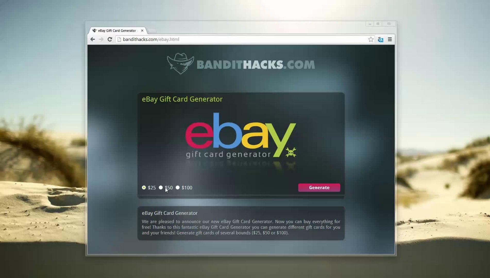Ebay Carte Cadeau Generateur Gratuit Free Gift Card Generator New Video Dailymotion