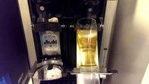Une tireuse à bière automatique pour une mousse parfaite (Japon)