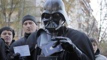 Dark Vador interdit de vote aux législatives en Ukraine