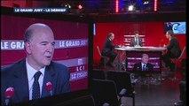 Le Debrief du Grand Jury RTL/Le Figaro/LCI de Pierre Moscovici du 26 octobre 2014
