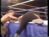 Cactus Jack vs David Sammartino (1990.09 UWF)