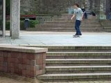 Ollie 180 - gap