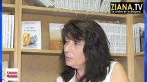 """""""Livres hebdo"""" Invitée: Cécile Langlois, écrivaine et éditrice"""