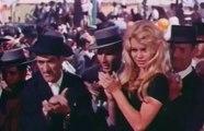 """Brigitte Bardot danse le flamenco/dances flamenco dans """"La femme et le pantin"""" (1959)"""