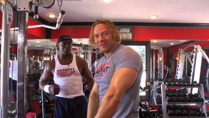 Billy Blanks 5-minute preview