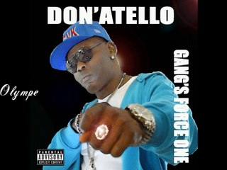 Gang s force one Don atello - Olympe
