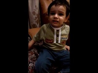 Child Crying Because He Doesnt Want To Be Nawaz Sharif