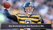 Kaboly: Roethlisberger Leads Steelers