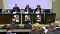 Ouverture du colloque, par Bruno Sire, Président de l'Université Toulouse 1 Capitole, Isabelle Poirot-Mazères et Xavier Bioy, Co-directeurs de l'Institut Maurice Hauriou