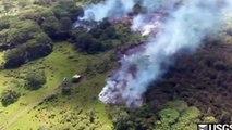 Evacuation warning as lava makes steady advance in Hawaii