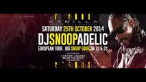 "Vanilla Events Presents DJ Snoopadelic Live @ ""Big Snoop Dogg On 1s & 2s"" European Tour, Vanilla Club, Riazzino, Switzerland, 10-25-2014"