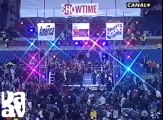 Mike Tyson VS Lou Savarese (Hampden Park in Glasgow, Scotland, 2000-06-24) - FRENCH TV