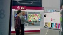 LG TV artık daha kolay, daha eğlenceli! Reklam Videosu