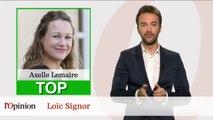 Le Top Flop: Axelle Lemaire ultra connectée, Kofi Yamgnane soupçonné de corruption