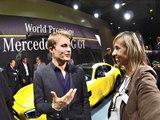 Mercedes-AMG GT : les impressions de Nico Rosberg