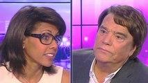 Zapping du 27/10 : Clash entre Audrey Pulvar et Bernard Tapis sur I-télé