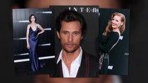 Matthew McConaughey, Anne Hathaway et Jessica Chastain sont extraodinaires à la première d'Interstellar