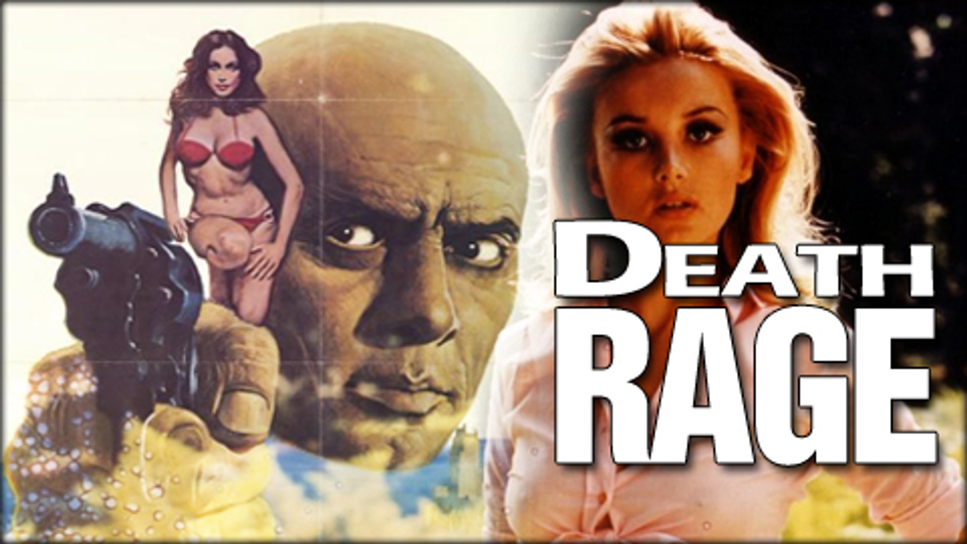 Death Rage (1977) - Yul Brunner, Martin Balsam, Barbara Bouchet - Feature (Action)