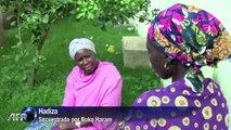 Secuestradas y obligadas a luchar con Boko Haram