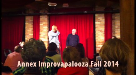 Improvapalooza [Adil's debut!]