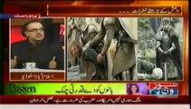 Live With Dr. Shahid Masood (27th October 2014) Gen Raheel Sharif Visit To America !
