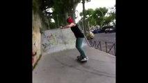 Funny Girls doing Skateboard Tricks - Funny Fails, Funny Tricks, Skateboarding Funny Videos 2014