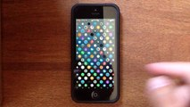 L'interface de l'Apple Watch sur votre iPhone