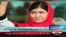 Malala Yousafzai Nobel Peace Prize Celebrate in Swat Valley First Day by Sherin Zada