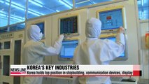 China will overtake most of Korea's strong industries by 2018 study