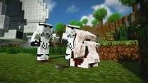 Minecraft Star Wars Epic battle Herobrine Animation - Minecraft film 1078 MINECRAFT [HD+]_youtube_original