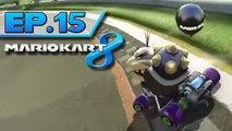 Mario Kart 8 | 15 - Batailles de ballons (ft. MarioTesteur et Matbob)