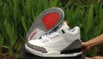 Air Jordan III Air Jordan 3 Retro Jordan Shoes, Authentic Air Jordans 3 Sneakers at tradingspring.cn