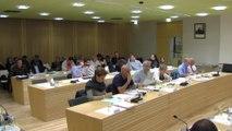 Conseil municipal Ville d'Echirolles 27 octobre 2014 à 18h. (En raison d'un problème technique le début du conseil municipal n'a pu être enregistré.)