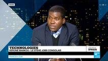Bientôt un smartphone 100 % africain ? Verone Mankou, le 'Steve Jobs' congolais nous en dit plus