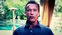 Arnold Schwarzenegger - Thank you, Terminator fans
