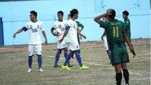 deux équipes indonésiennes font tout pour perdre et encaissent des buts gags