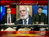 Haroon Rasheed Telling the Reality of Karachi Elections and Acts of PPP and MQM