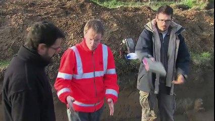 Archéologie : Pierre van der Sloot, lithicien