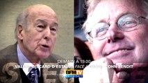 Bande annonce - Valéry Giscard d'Estaing face à Daniel Cohn-Bendit chez Ruth Elkrief