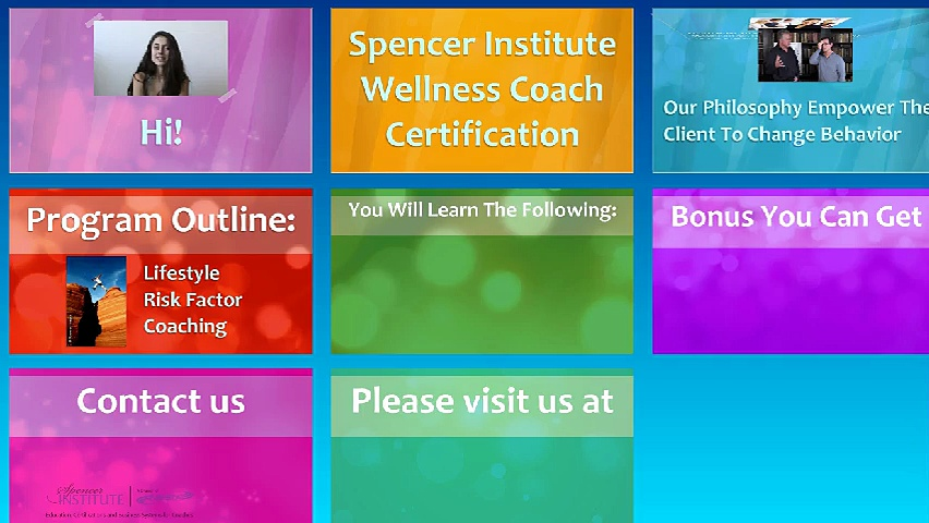 Wellness Coach Training Classes and Programs