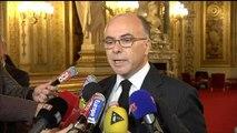 Cazeneuve suspend l'utilisation des grenades offensives