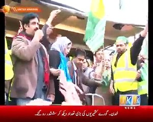 It was PTI who did  what India wanted … Disrupt the Million March