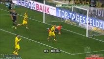 Sankt Pauli - Borussia Dortmund GOALS