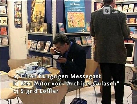 Die Harald Schmidt Show vom 11.10.2002