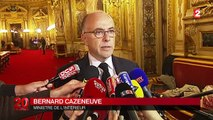 Décès de Rémi Fraisse : Bernard Cazeneuve suspend l'utilisation de grenades explosives
