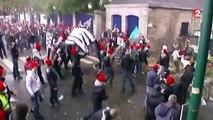 Mort de Rémi Fraisse : les règles d'utilisation des grenades offensives
