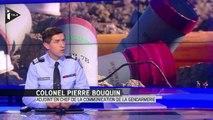 """Colonel Pierre Bouquin : """"Une grenade offensive n'est jamais utilisée par hasard"""""""