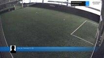 But de Clement (1-2) - clement/adrien Vs jeff and co - 28/10/14 21:30 - ligue padel mardi