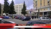 Paura al Tribunale di Lecce, evacuata la sede dopo un allarme bomba
