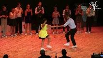 Charly et Dorine VERON - Champion du Monde Junior Boogie-Woogie 2014